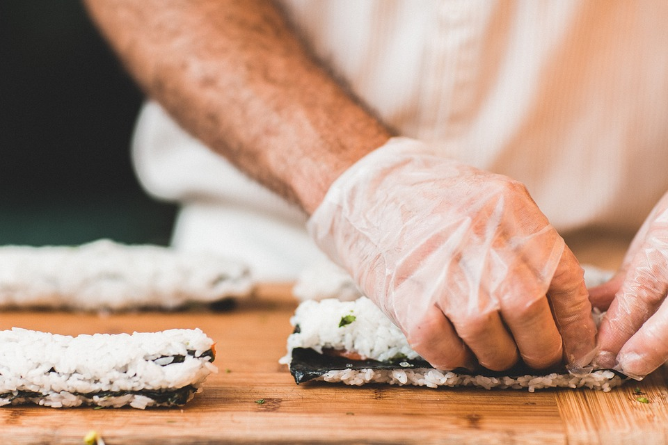 Igiene in cucina per attestato HACCP ASL